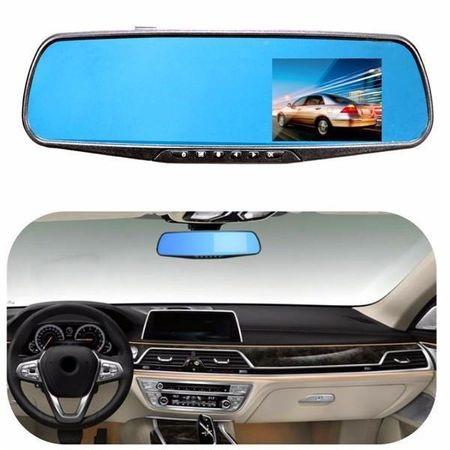 Oglinda auto DVR retrovizoare, camera fata-spate Full HD 1080 [5]