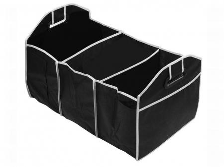 Organizator portbagaj auto, 3 compartimente [7]