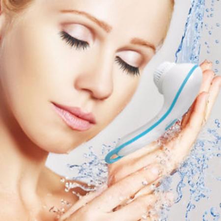 Peria pentru masaj facial Spin Spa [6]
