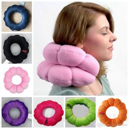 Perna multifunctionala, relaxare si calatorie, Total Pillow [4]