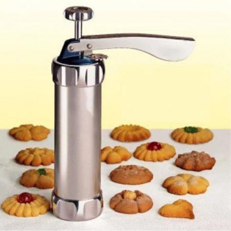 Presa din inox pentru biscuiti si fursecuri [1]