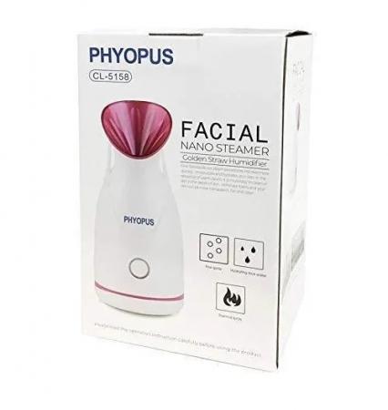 Sauna faciala cu vapori nano-ionici Phyopus [3]