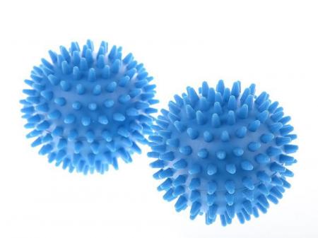 Set 2 bilele pentru uscarea si catifelarea rufelor, Dryer Balls [0]