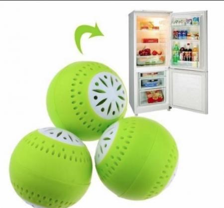Set 3 bile pentru prospetime in frigider [0]