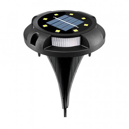 Set 4 lampi solare exterior incorporabile sau aplicabile, terasa sau gradina [11]