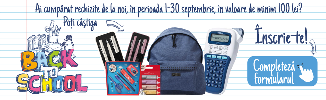Inscriere back to school