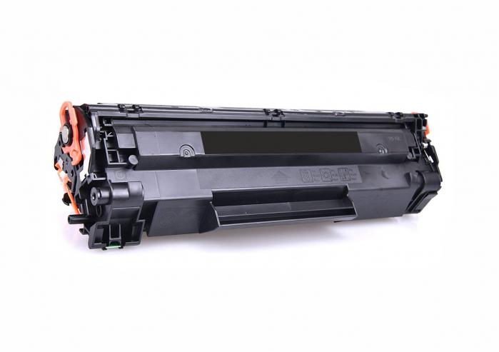 HP CB540A, Cartuș Compatibil Toner Negru [0]