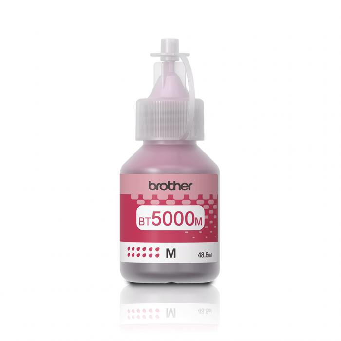 Brother BT-5000M, Flacon Original Cerneală Magenta [0]