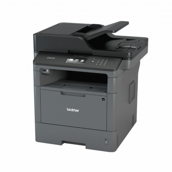 Brother DCP-L5500DN, Multifuncțional Laser Monocrom Profesional [0]
