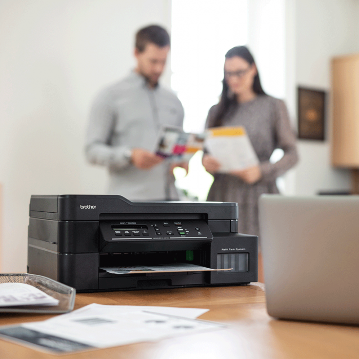 Brother DCP-T720DW, Multifuncțional Inkjet Color Wireless [3]