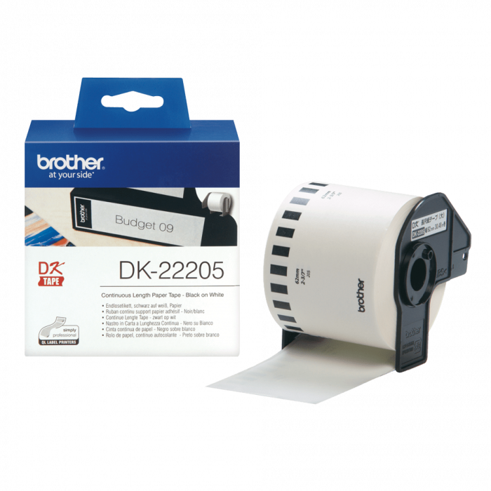 Brother DK-22205 [0]