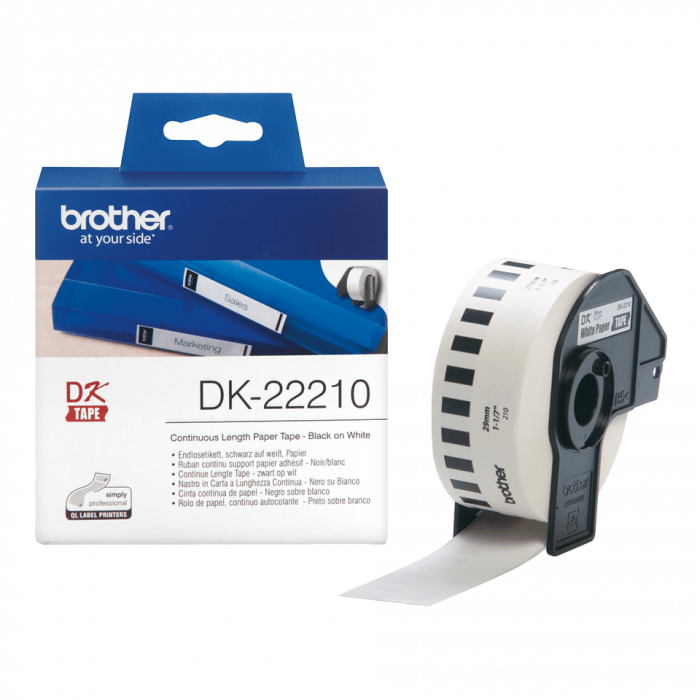 Brother DK-22210 [0]