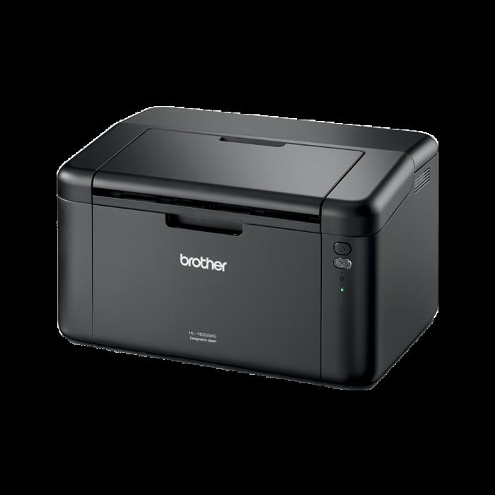 Brother HL-1222WE, Imprimantă Laser Monocrom Wireless [0]