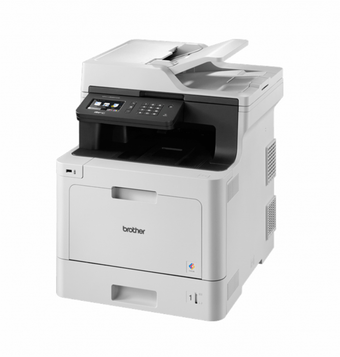Brother MFC-L8690CDW, Multifuncțional Laser Color Wireless [0]