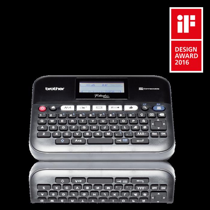 Brother PT-D450VP, Imprimantă de Etichete  P-touch [0]