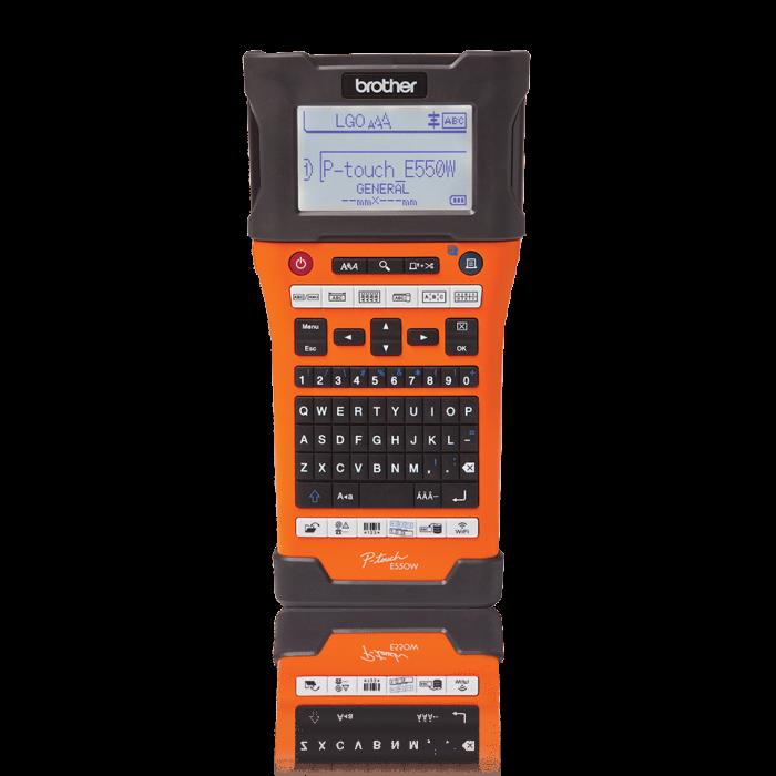 Brother PT-E550WVP, Imprimantă de etichetare industrială [0]