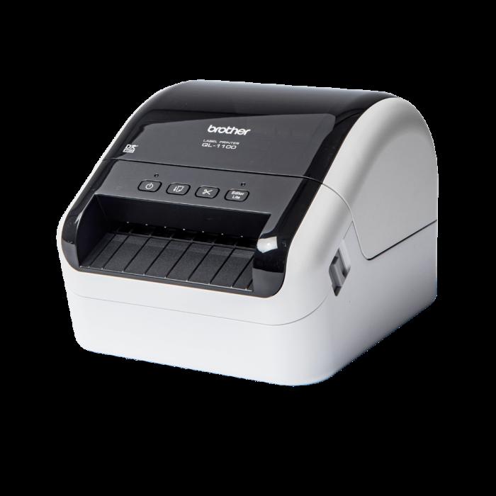 Brother QL-1100,  Imprimantă pentru Etichete de Livrări sau Depozite [0]