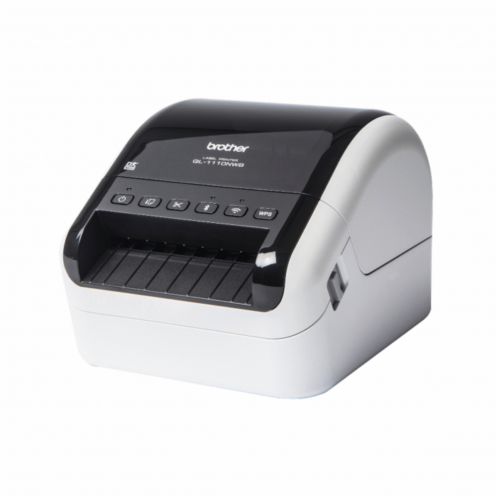 Brother QL-1110NWB, Imprimantă pentru Etichete de Livrări sau Depozite [0]