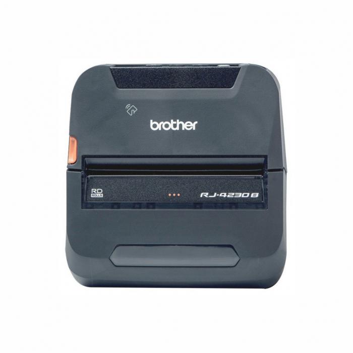 Brother RJ-4230B, Imprimantă Portabilă de Chitanțe [0]