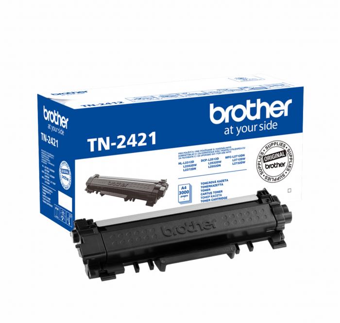 Brother TN-2421, Cartuș Original Toner Negru [0]