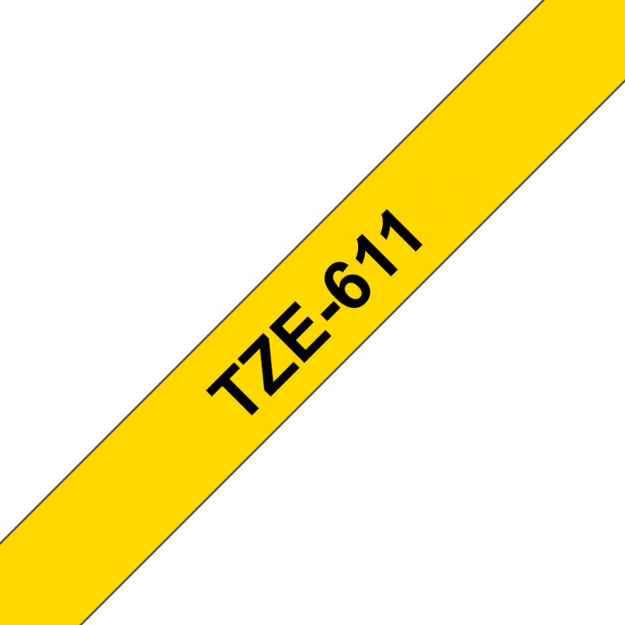 Brother TZe-611 [1]