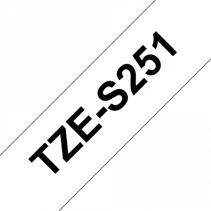 Brother TZe-S251 [1]