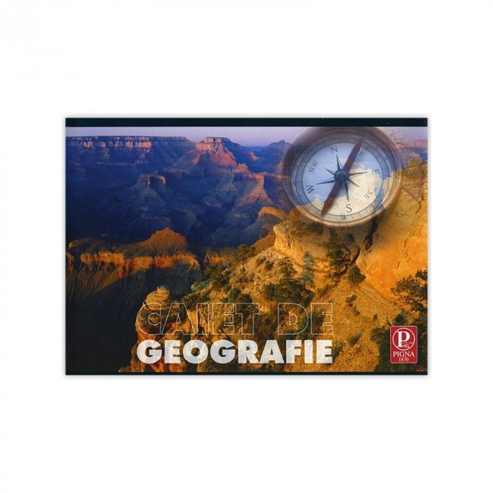 Caiet Geografie Pigna [0]