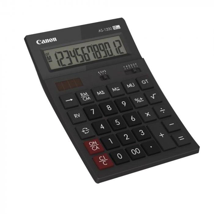 Calculator AS1200 Desk 12 Digits Canon [0]