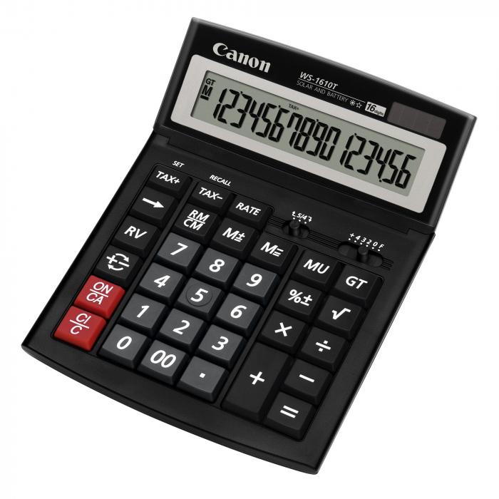 Calculator WS1610T 16 Digits Canon [0]