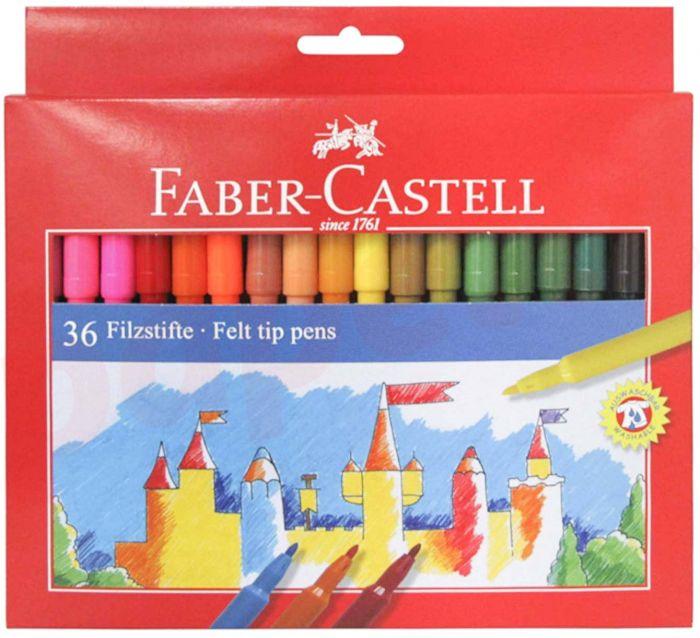 Carioci 36 Culori Faber-Castell [0]