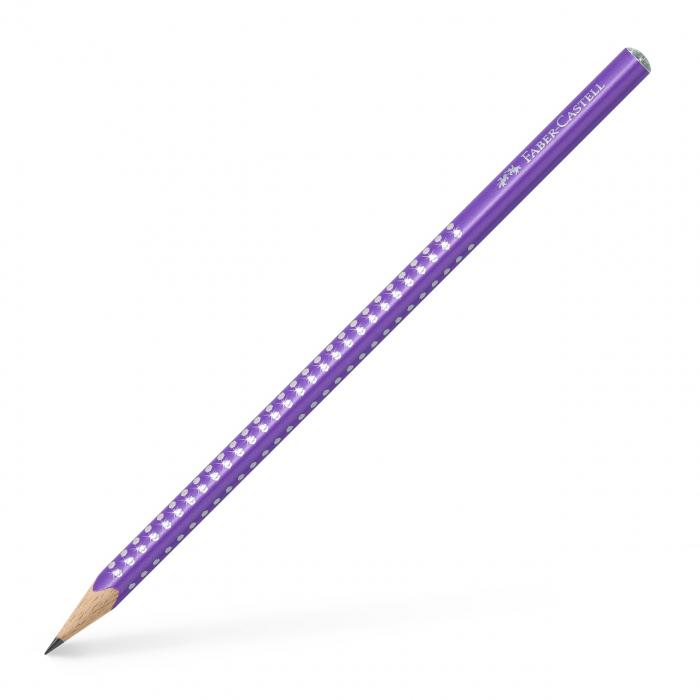Creion Grafit Sparkle Faber Castell [0]