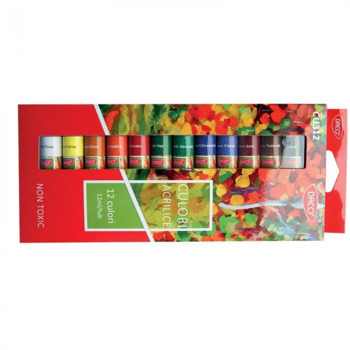 Culori Acrilice Daco [0]