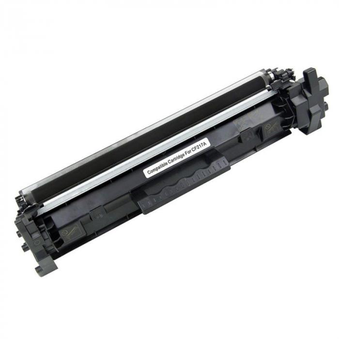 HP 17A CF217A, Cartuș Compatibil Toner Negru [0]
