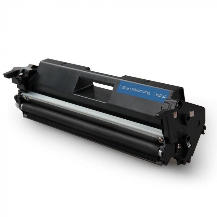 HP 30X CF230X, Cartuș Compatibil Toner Negru [0]