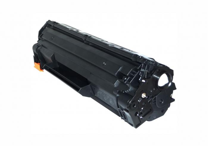 HP 35A CB435A, Cartuș Compatibil Toner Negru [0]