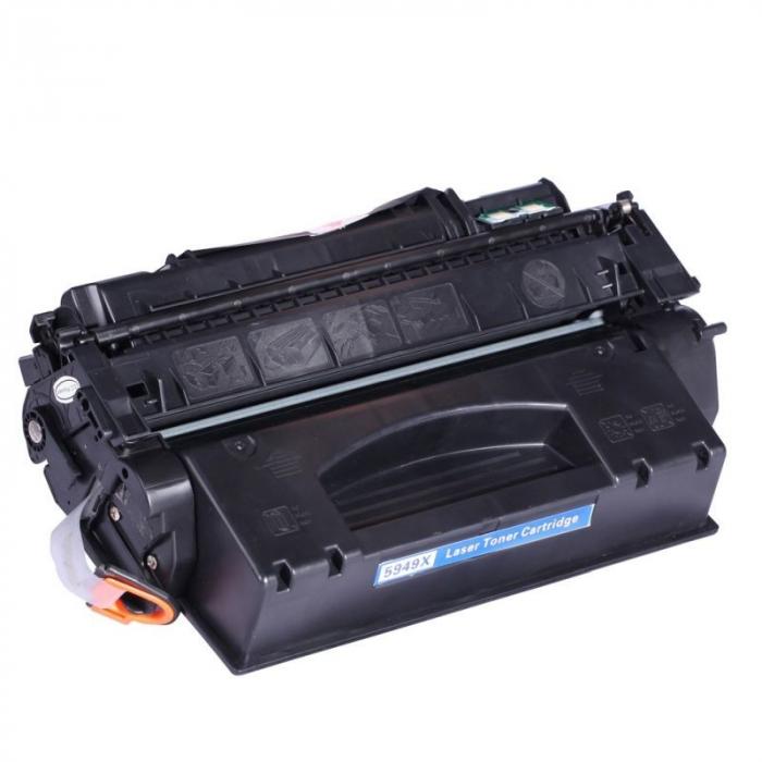 HP 49X, Q5949X,  Cartuș Compatibil Toner Negru [0]