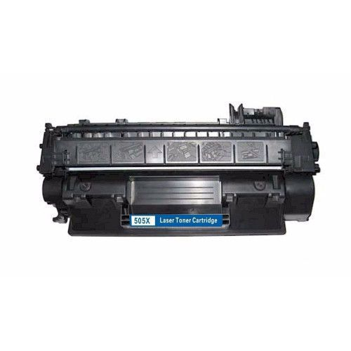 HP 505X, CE505X,  Cartuș Compatibil Toner Negru [0]