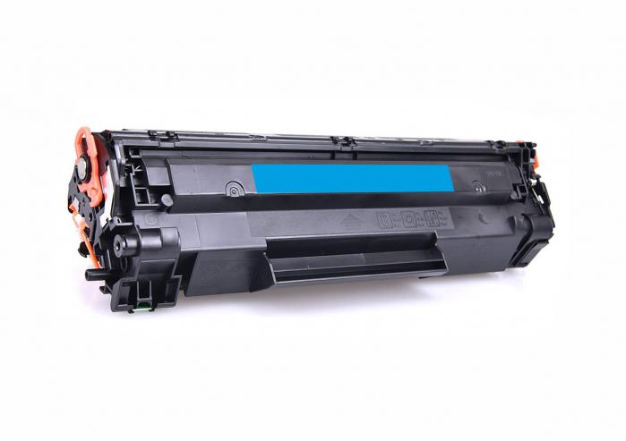 HP CC531A, Cartuș Compatibil Toner Cyan [0]