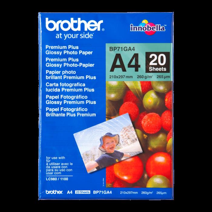Hârtie Foto Lucioasă A4 Brother [0]