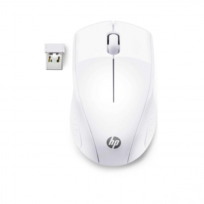 Mouse HP Wireless 220 Alb [1]