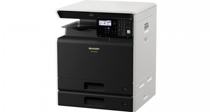 Pachet Sharp BP-10C20, Multifuncțional A3 Laser Color [0]