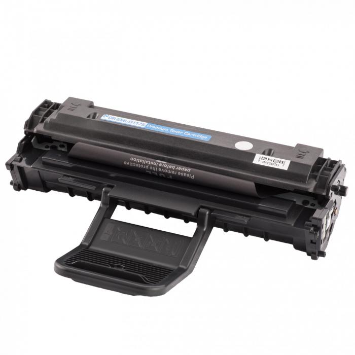 Samsung MLT-D117S, Cartuș Compatibil Toner Negru [0]