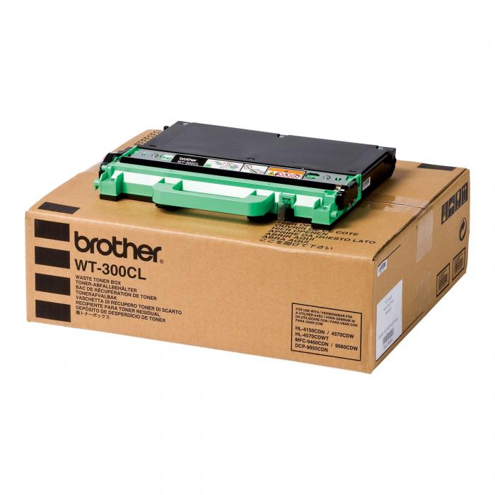 Brother WT-300CL Black, Unitate Colectare Toner Rezidual [0]
