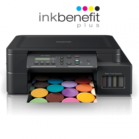 Brother DCP-T520W, Multifuncțional Inkjet Color Wireless [2]
