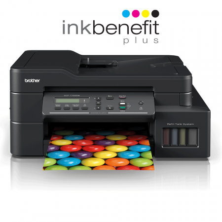 Brother DCP-T720DW, Multifuncțional Inkjet Color Wireless [2]