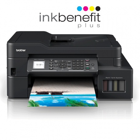 Brother MFC-T920DW, Multifuncțional Inkjet Color Wireless [2]