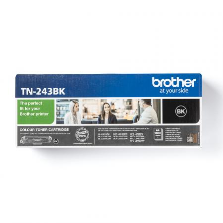 Brother TN-243BK, Cartuș Original Toner Negru [1]