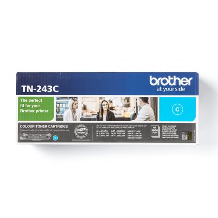 Brother TN-243C, Cartuș Original Toner Cyan [1]