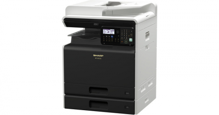 Pachet Sharp BP-20C25, Multifuncțional A3 Laser Color [0]