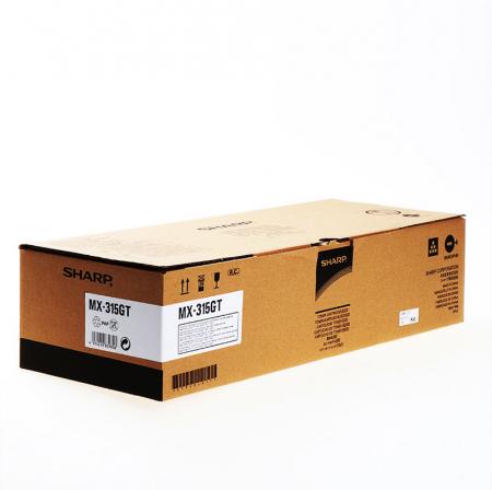 Pachet Sharp MX-M266NV, Multifuncțional A3 Laser Monocrom [2]